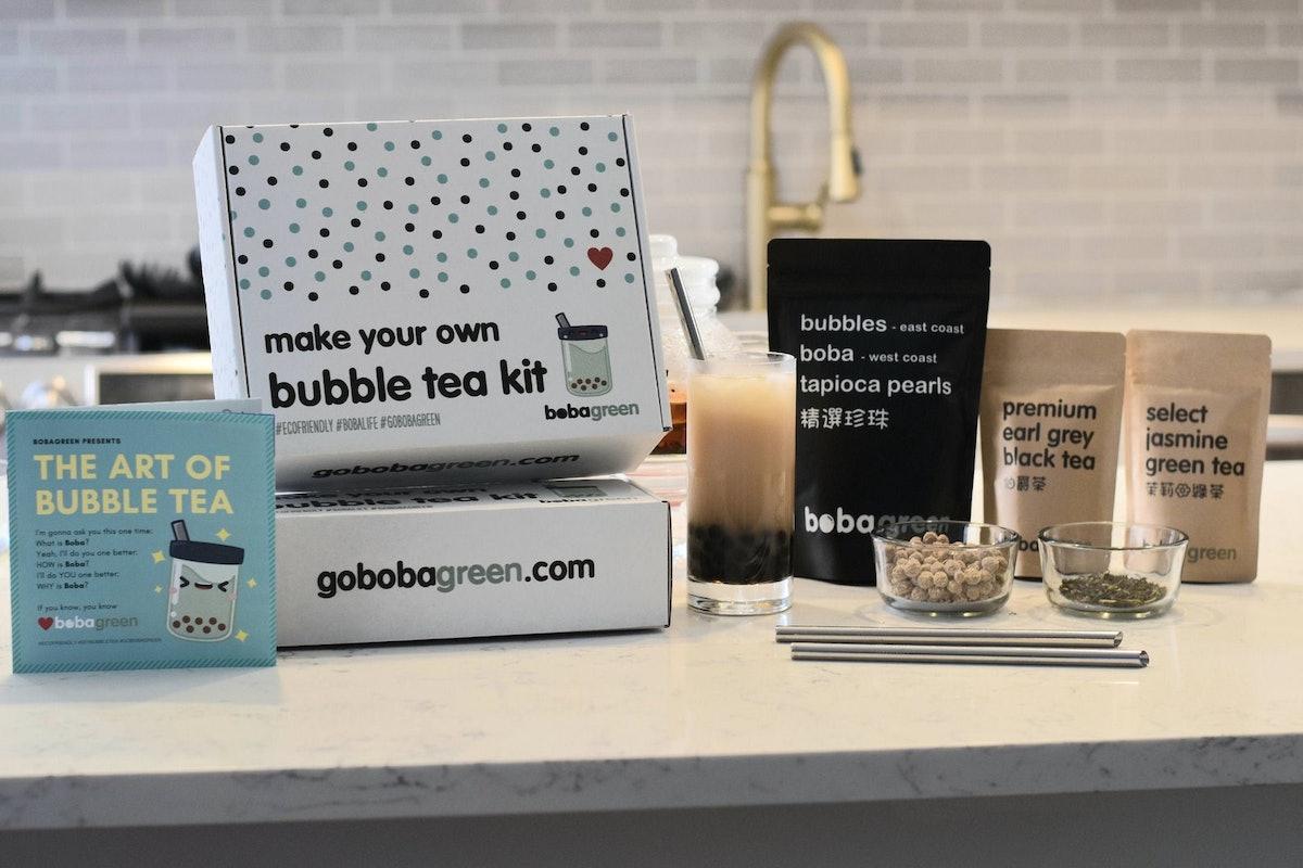 Premium DIY Bubble Tea Kit