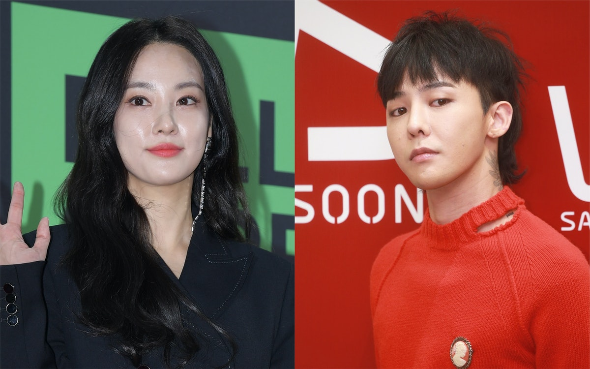 These K-Pop Couples Totally Stole Fans' Hearts, Including  Big Bang's G-Dragon and After School's Lee Joo Yeon.