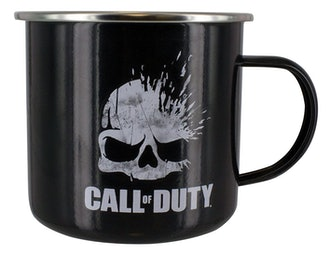 Call of Duty Tin Mug