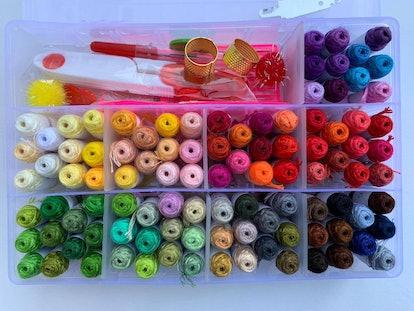 Full Set Embroidery Kit