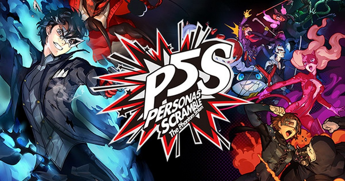 Persona 5 Scramble' US release date, trailer, gameplay, story, and more