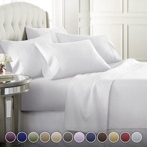 Danjor Linens Hotel Soft Sheet Set