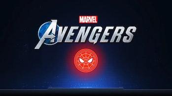 marvel's avengers spider-man crossver