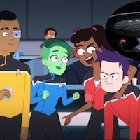 'Lower Decks' Season 1 features legacy Star Trek characters, creator says
