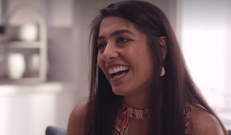Richa from Indian Matchmaking via a Netflix screenshot