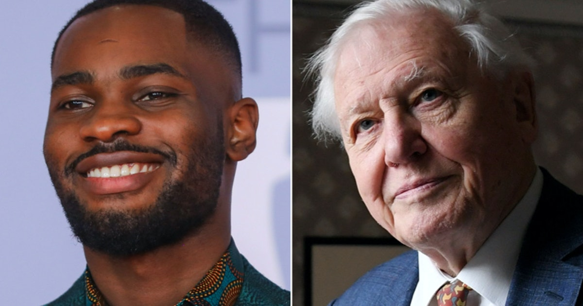 David Attenborough & Dave's Wholesome BBC One Collab Is Out Sooner Than You Expect