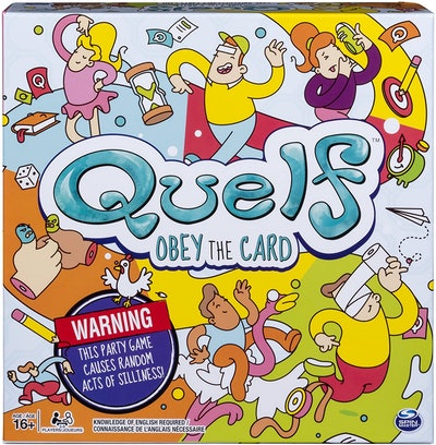 Quelf Obey The Card