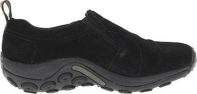 Merrell Women's Jungle Moc Waterproof Slip-On Shoe