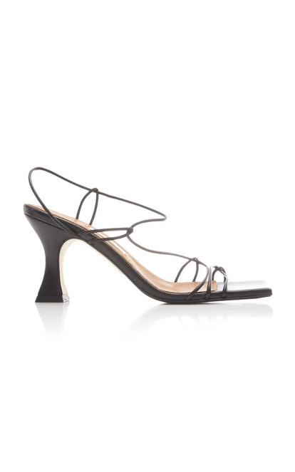 Sally Leather Sandals