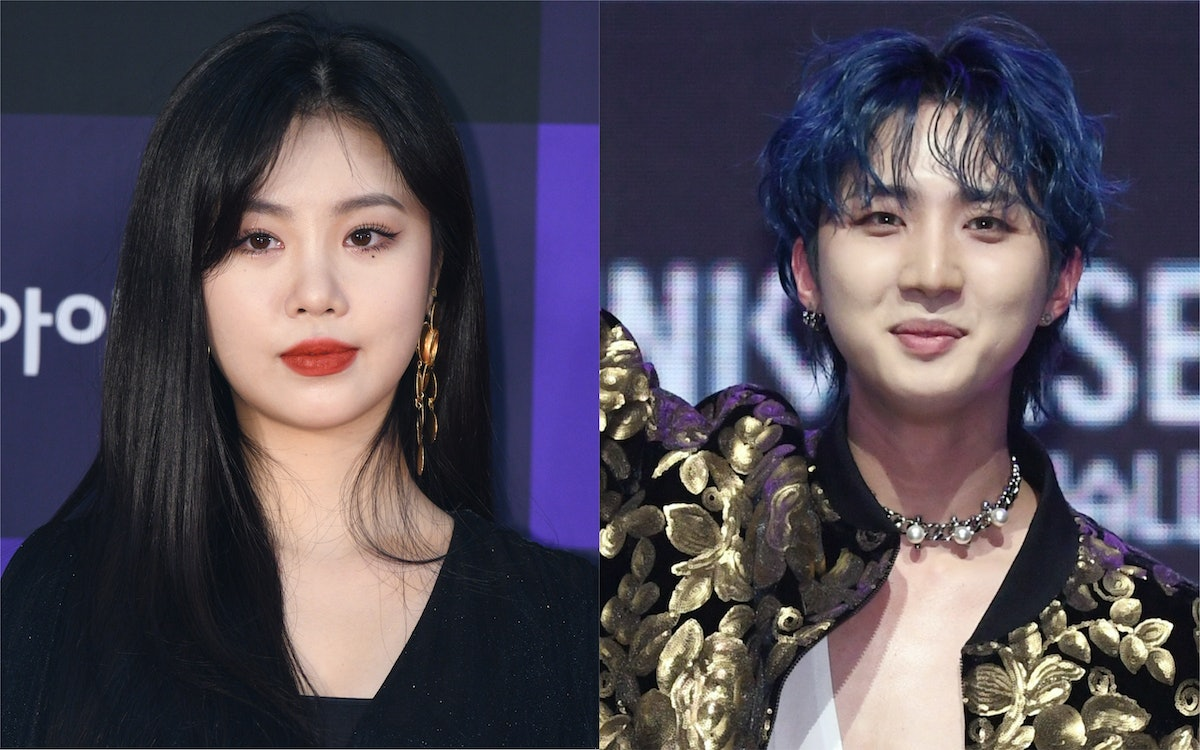 These K-Pop Couples Totally Stole Fans' Hearts, Including PENTAGON's Hui and (G)I-DLE's Soojin.