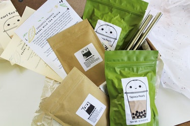 Bubble Tea Kit DIY Taiwanese (Original) Style