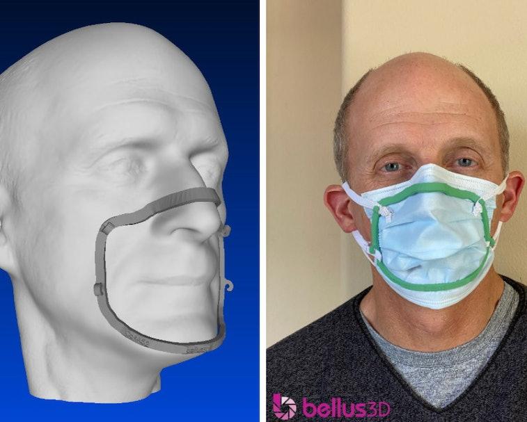 Bellus3D FaceApp.