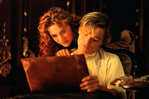 "One of the best dates inspired by classic movies comes from ""Titanic."""