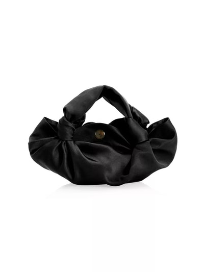 Ascot Velvet Hobo Bag
