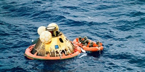Decades before SpaceX, these splashdowns made waves