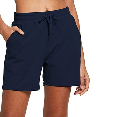 BALEAF Women's Jersey Cotton Shorts