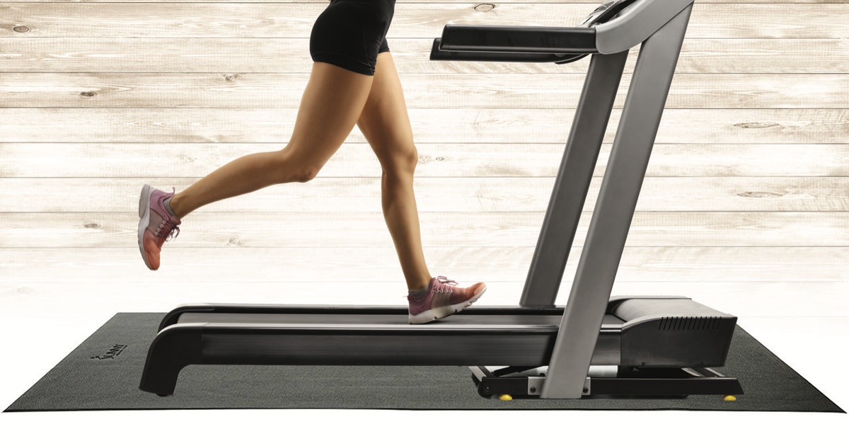 Yes, Your Treadmill Can Go On Carpet & Here Are The Best Mats To Prevent Indentations