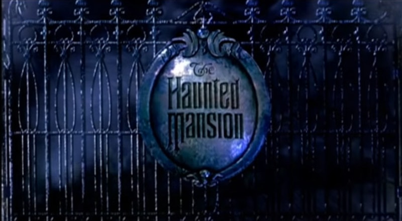 Disney is working on a new Haunted Mansion movie