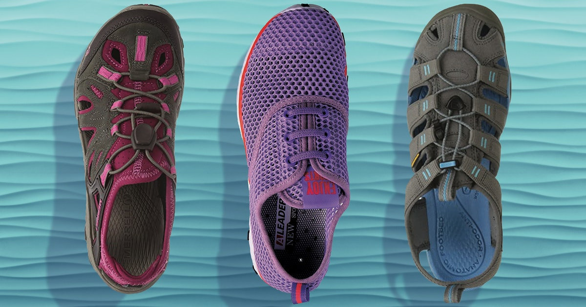 For Deep Sea Adventures Or Hiking, These Are The Best Non-Slip Water Shoes