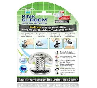 SinkShroom Drain Protector