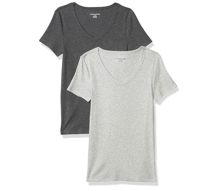 Amazon Essentials Slim Fit T-Shirts (2-Pack)