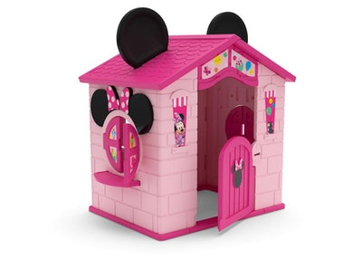 Minnie Mouse Plastic Indoor/Outdoor Playhouse