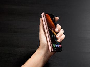 Galaxy Z Fold 2 durability