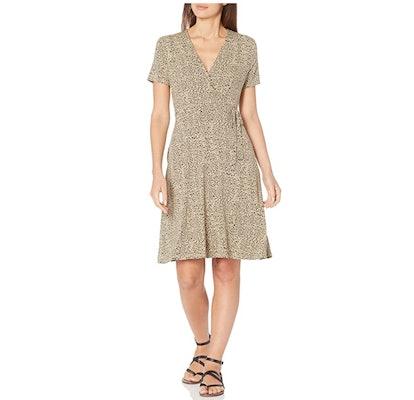 Amazon Essentials Wrap Dress