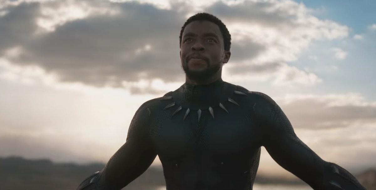 'Black Panther' image