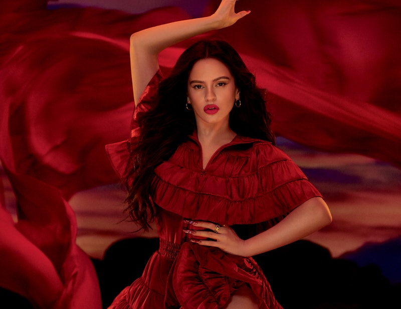 Rosalía is MAC Cosmetics' new Viva Glam ambassador