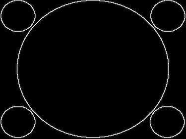 Linearity test pattern.