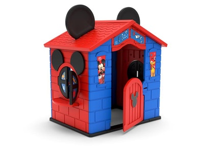 Mickey Mouse Plastic Indoor/Outdoor Playhouse