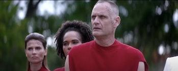 Vários Trill (observe os pontos!) No trailer da terceira temporada do Discovery.CBS
