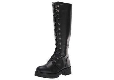Dirty Laundry by Chinese Laundry Vandal Combat Boot