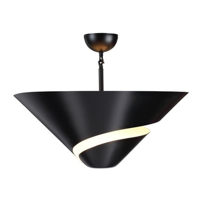 Serge Muille Shell Ceiling Lamp