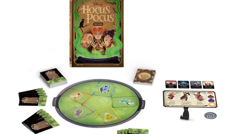 Disney 'Hocus Pocus': The Game breathes new life into the classic Halloween film.