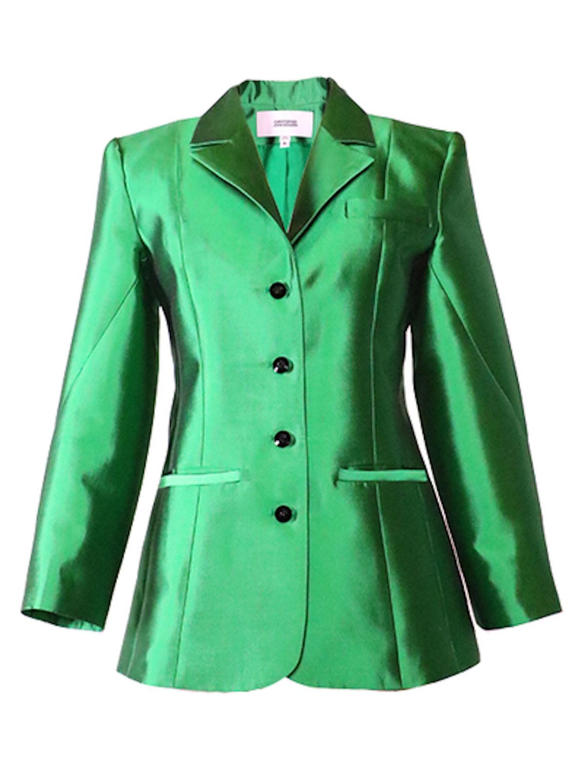 Four Button Suit Jacket