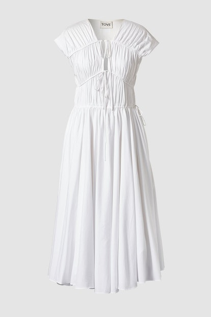 Ceres Organic Cotton Midi Dress