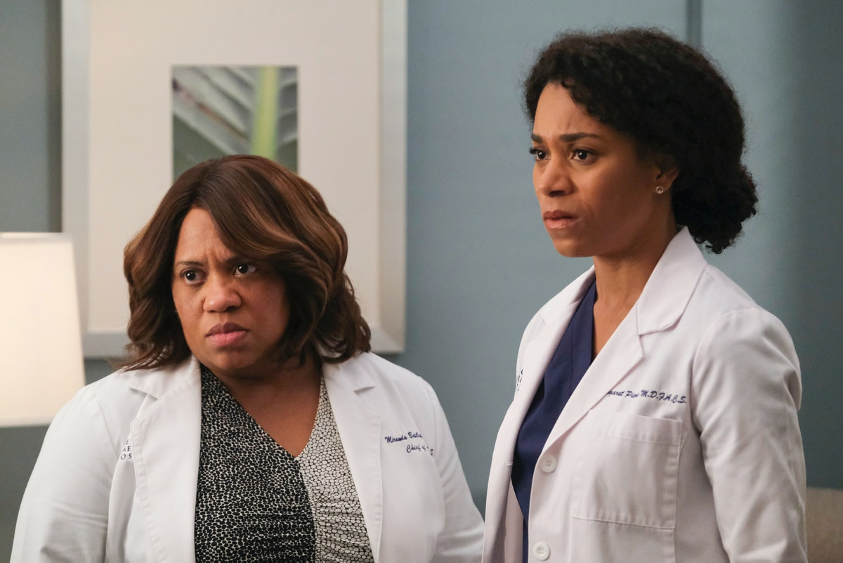 'Grey's Anatomy' Season 16 Bailey and Maggie