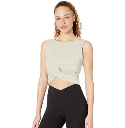 Core 10 Knotted Tank Top