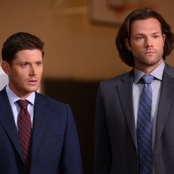 The Supernatural Season 15 trailer teases Sam & Dean's last job