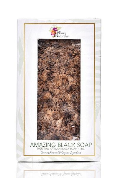 Amazing Black Soap Bar