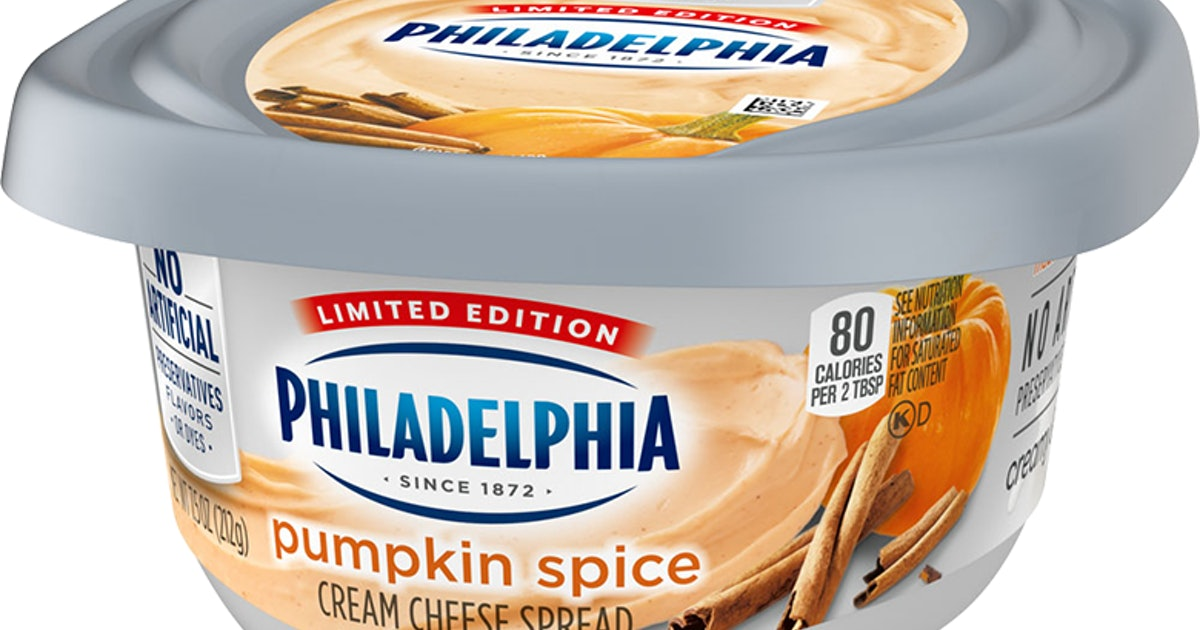 7 Surprising Ways To Use Pumpkin Spice Cream Cheese