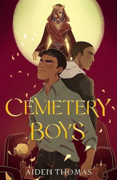 'Cemetery Boys' by Aiden Thomas