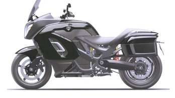 The Aurus Escort is a fully-electric motorcycle designed for Vladimir Putin's motorcades.
