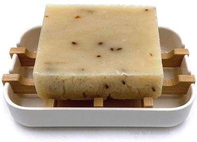 Hemlock Park Bamboo Soap Dish
