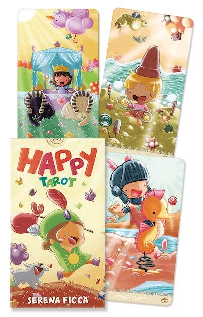 The Happy Tarot