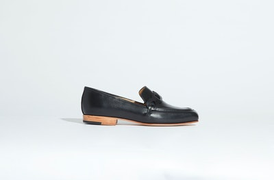 Pilar Loafer in Black Instant Ship