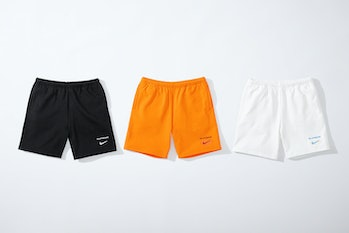 Supreme Nike Sweat Shorts