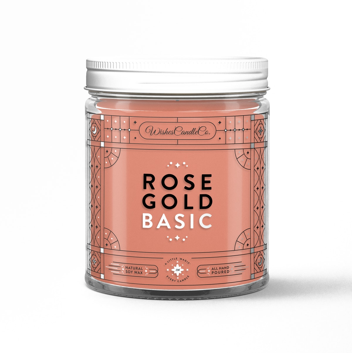 Rose Gold Basic
